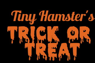 Tiny Hamster's Trick or Treat