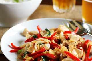 Recipe: Thai Ginger Chicken Stir-Fry
