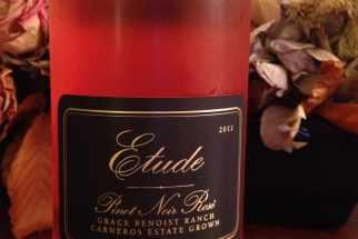 2012 Etude Pinot Noir Rosé