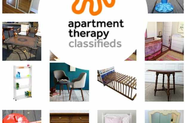 Apartment Therapy Classifieds