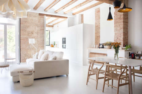A Renovated Spanish Home With Beautiful Tiled Floors Apartment Therapy