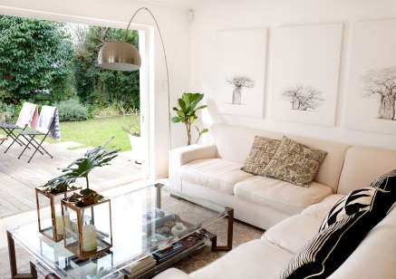 house tour a 1970s cape town home after a complete makeover