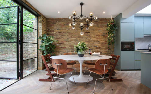 House Tour: A Designeru0027s Japanese Inspired London Home   Apartment Therapy