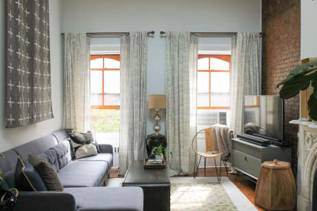 House Tour: A Comfortably Polished Chelsea Brownstone | Apartment Therapy
