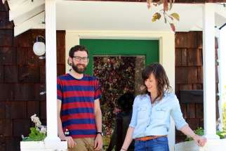 Michele and Ryan's New Beginning