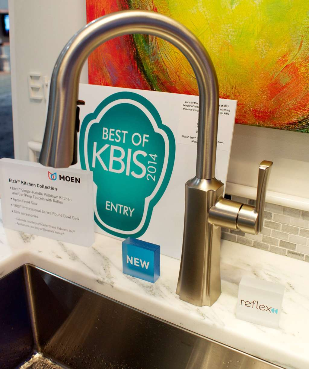 KBIS Trend Report: Smart Faucets & Sink Accessories from Moen ...