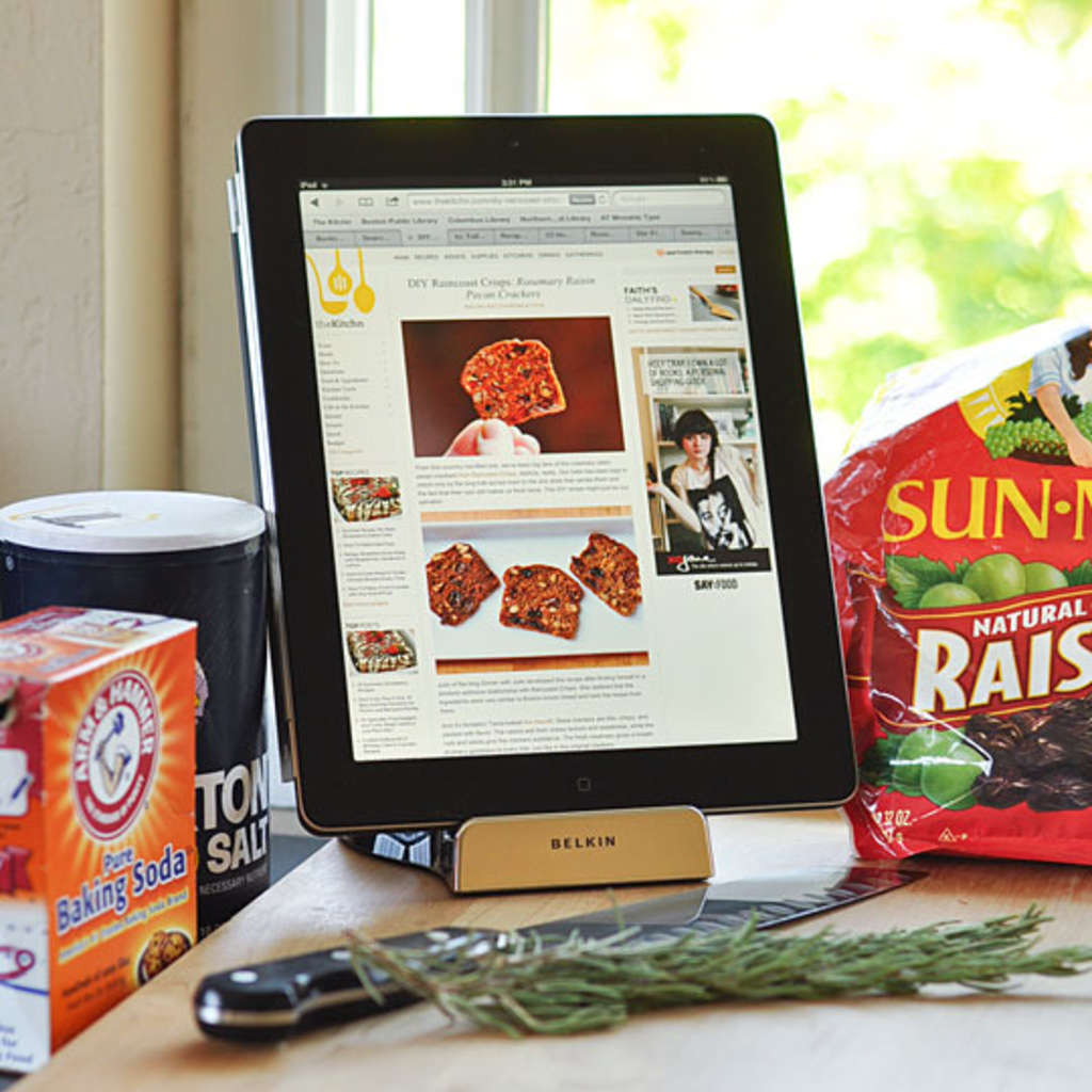 Tech in the Kitchen: 6 iPad & iPhone Apps for the Home Cook