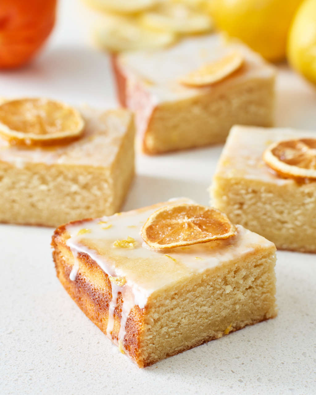Make Lemon Drizzle Cake Your New Weeknight-Friendly Dessert