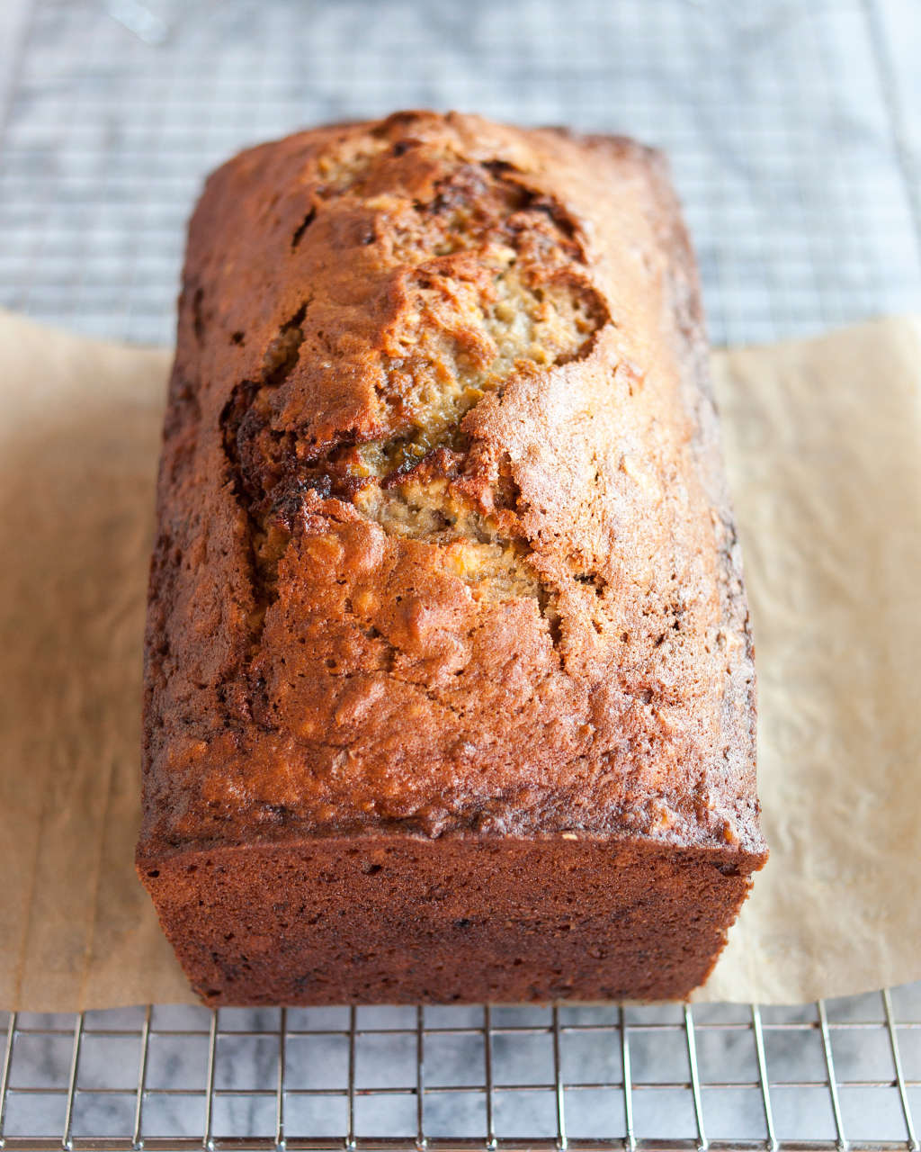 Banana Bread: The Easiest Recipe Ever