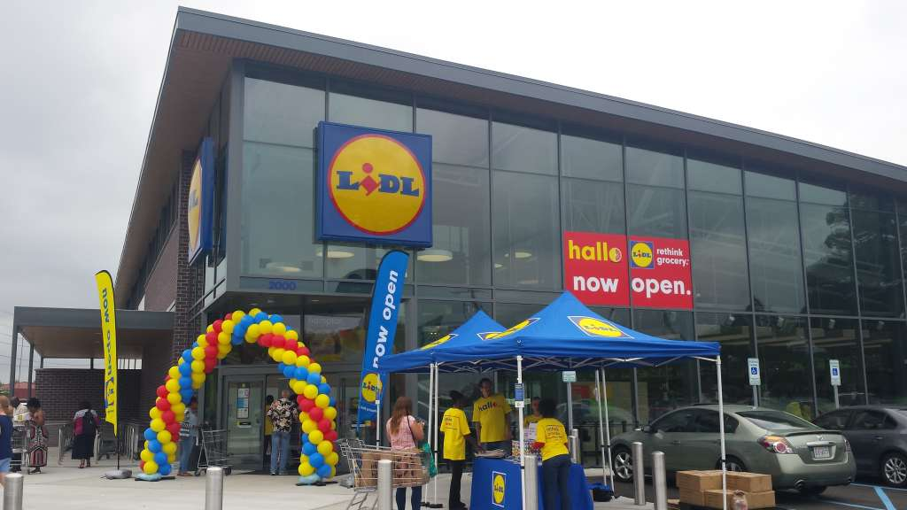 I Went to Lidl's Grand Opening and Liked It Better than Aldi
