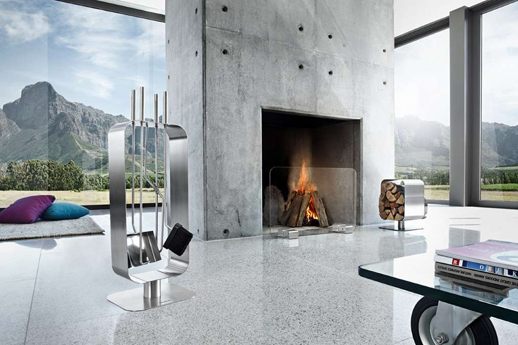 Best Modern Contemporary Fireplace Screens 2017 Annual Guide