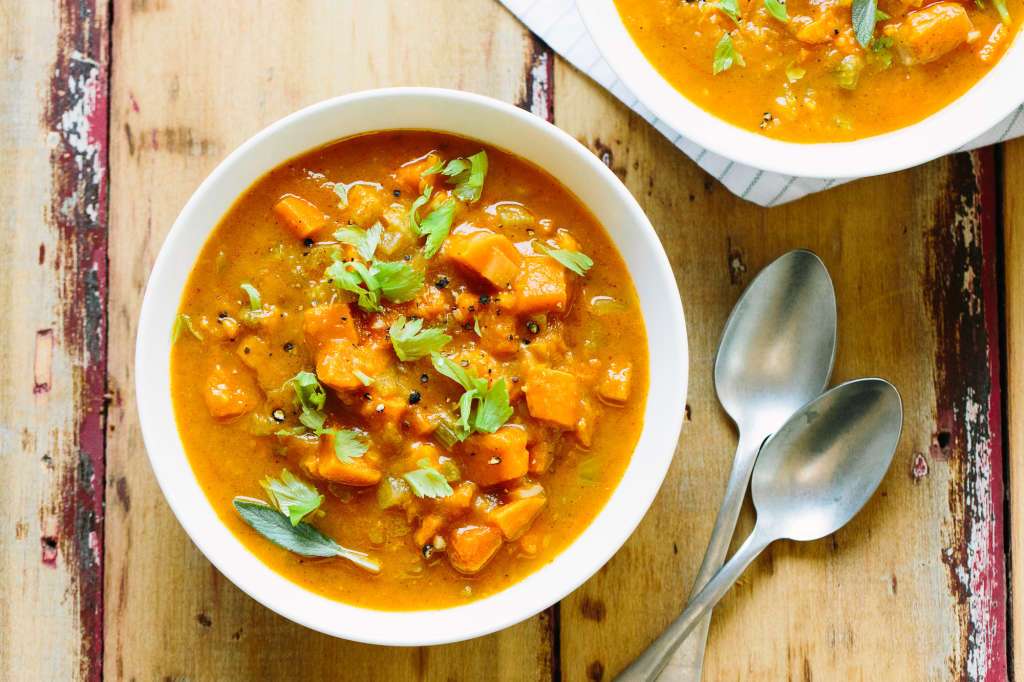10 Easy One-Pot Vegetarian Dinners for Fall