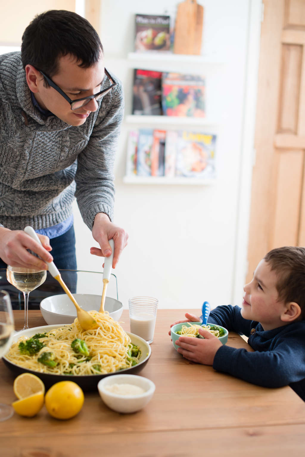 5-Ingredient Recipes to Make Your Family Happy & Healthy
