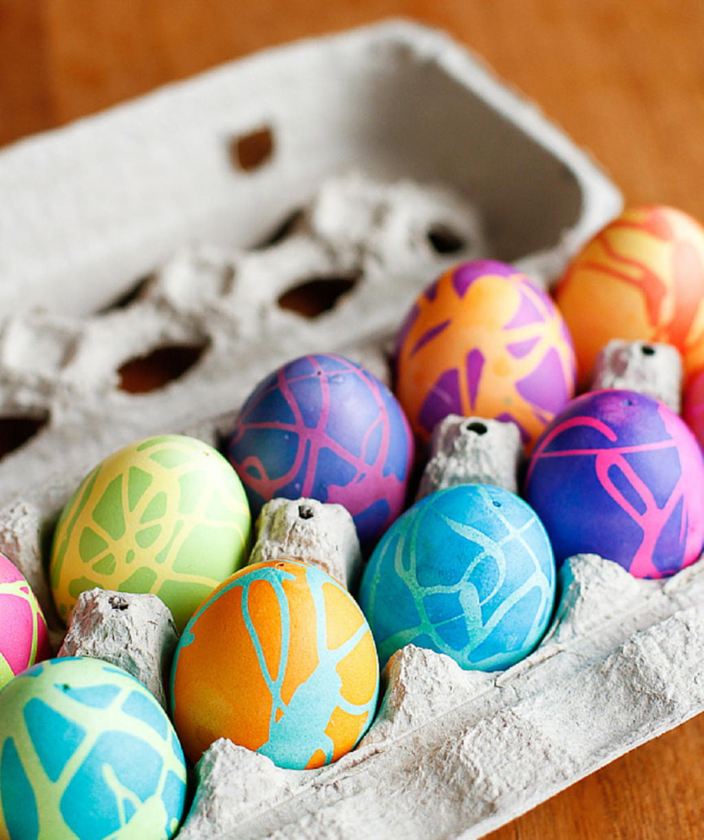 25 Must-Try Egg Decorating Ideas for Easter