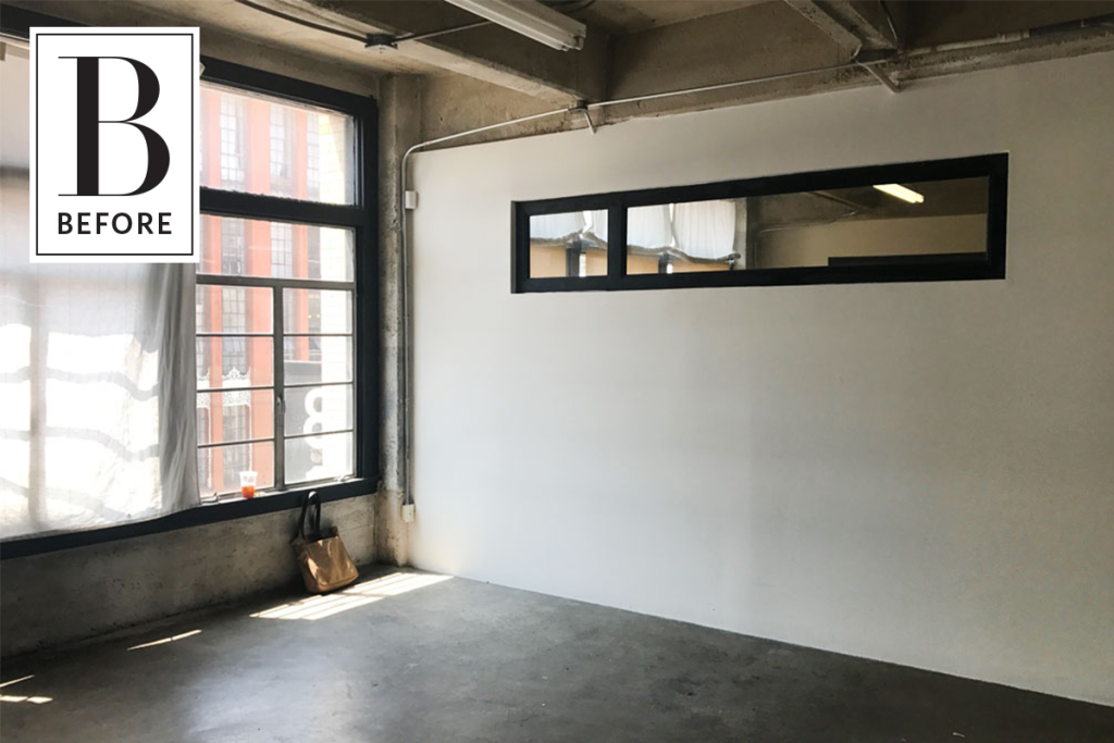 Before & After: An Office Space Gets a Hip New Look