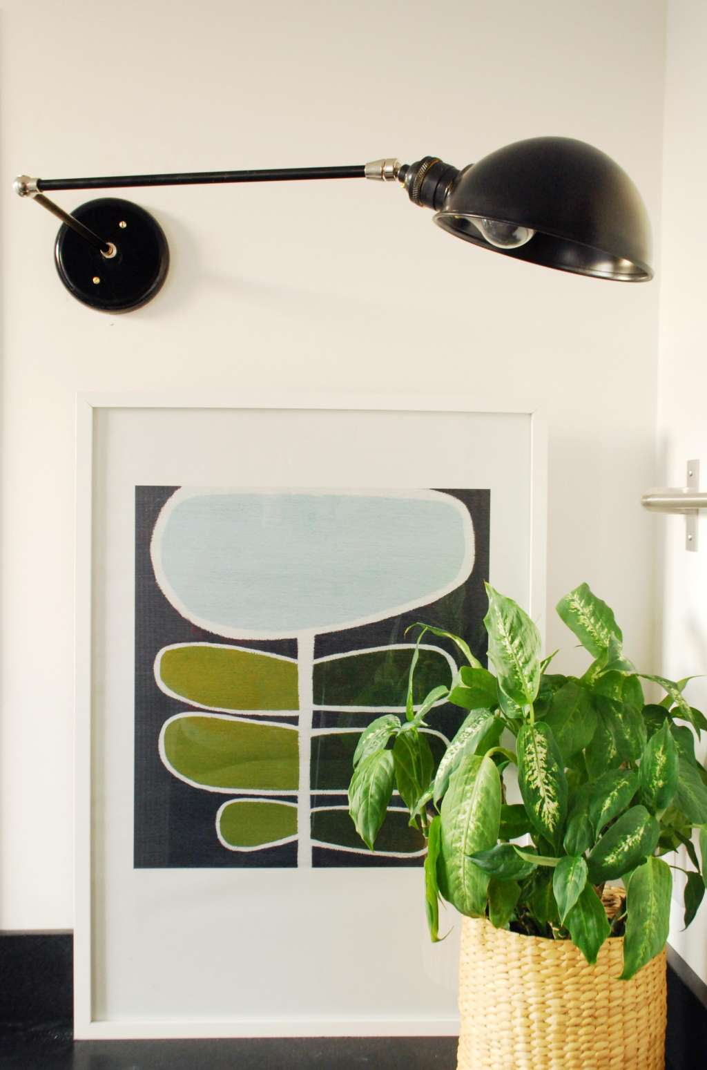 DIY Lighting Project: How To Make a Swing Arm Wall Sconce