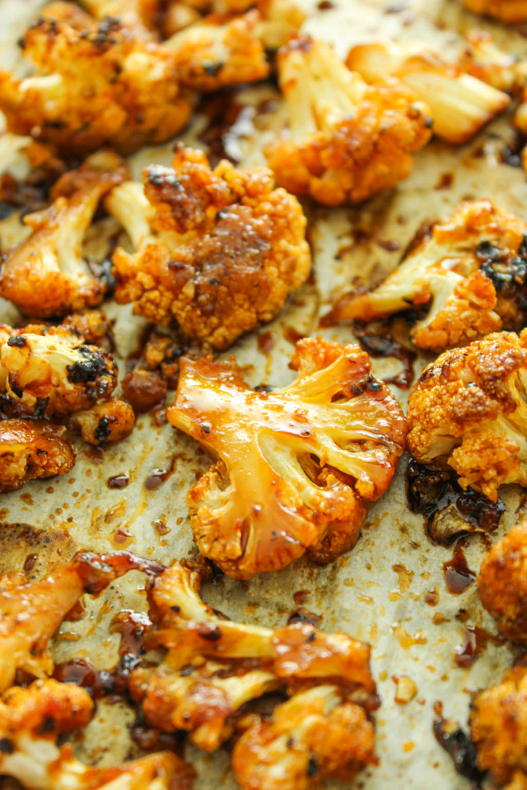 This Sweet & Spicy Cauliflower Is Everything Your Life Needs