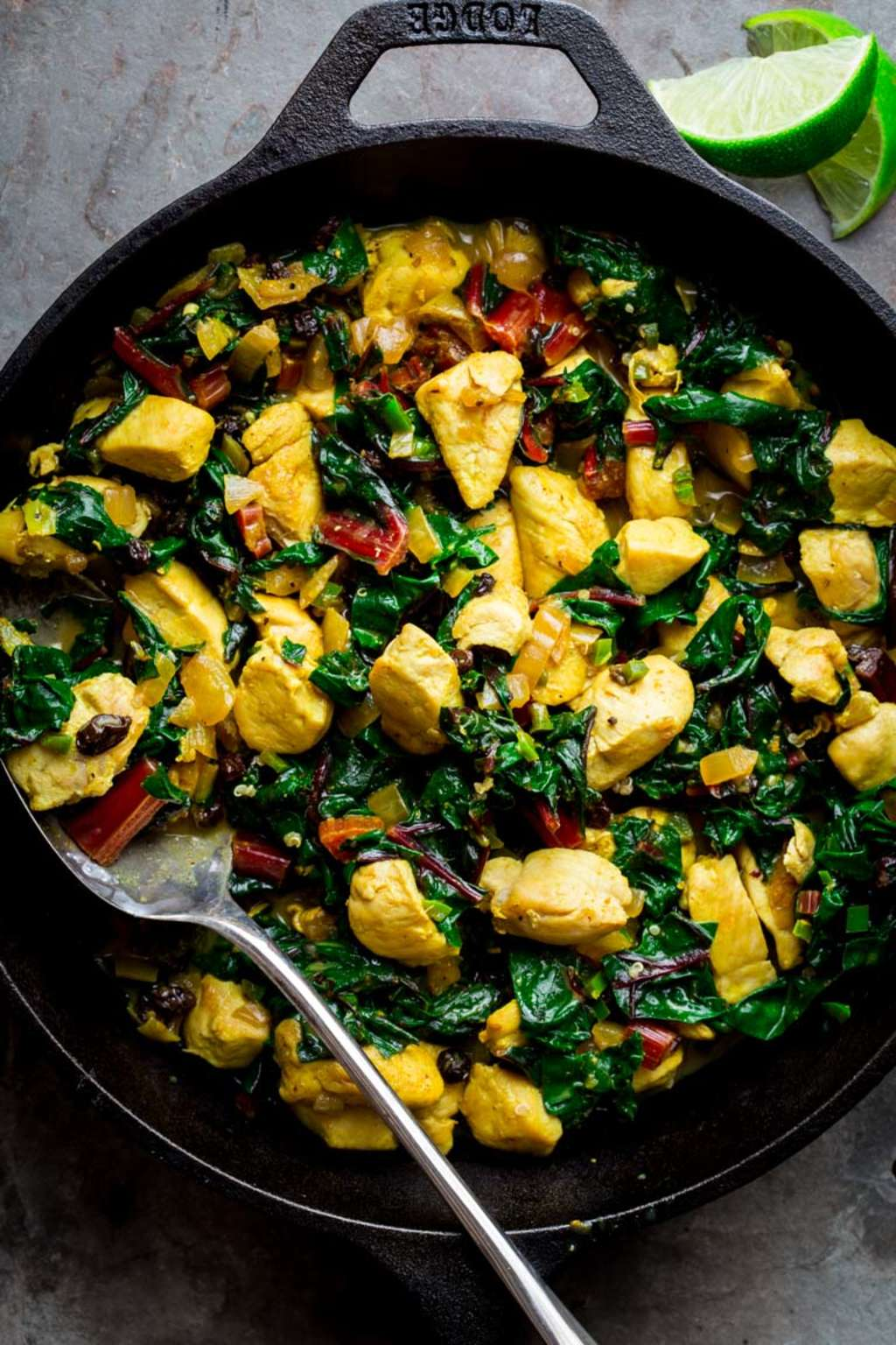 Add This Skillet Coconut-Curry Chicken to Your Dinner Roster