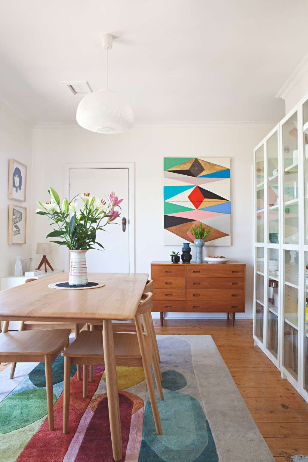 Do You Know the Right Height For Hanging Art?