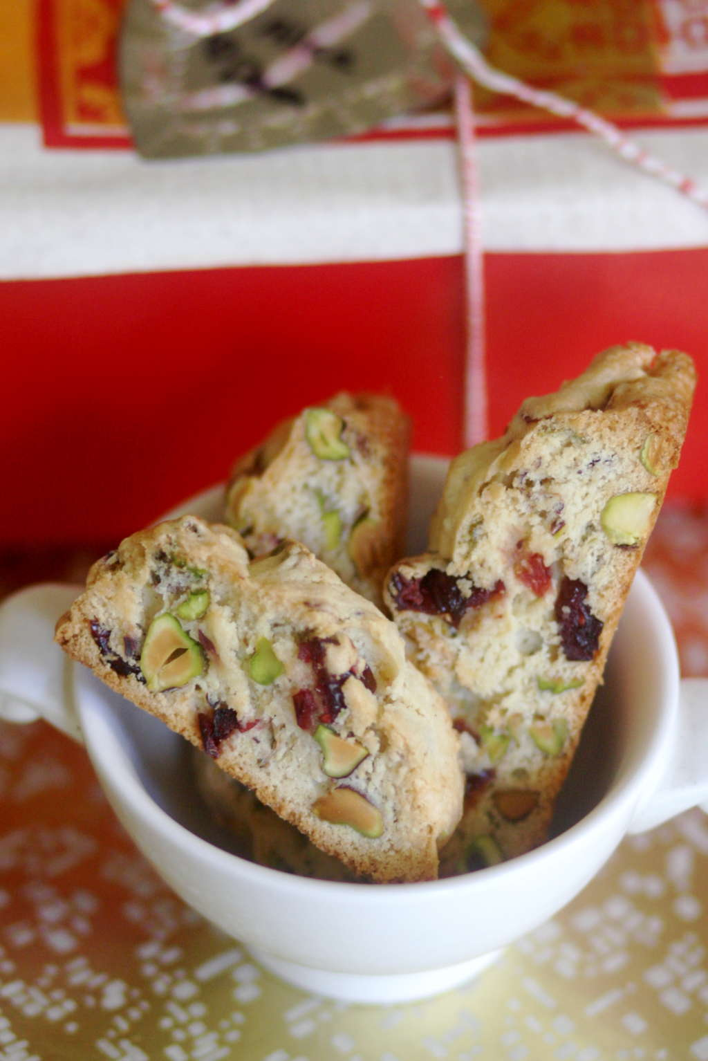 How To Make Crunchy Biscotti Cookies