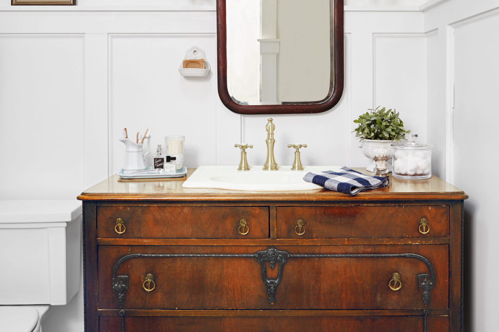 7 Ways to Repurpose a Vintage Dresser (And Gain More Storage in Every Room)