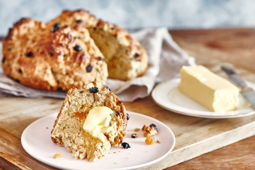 Easy Irish Soda Bread for All Your St. Paddy's Day Needs