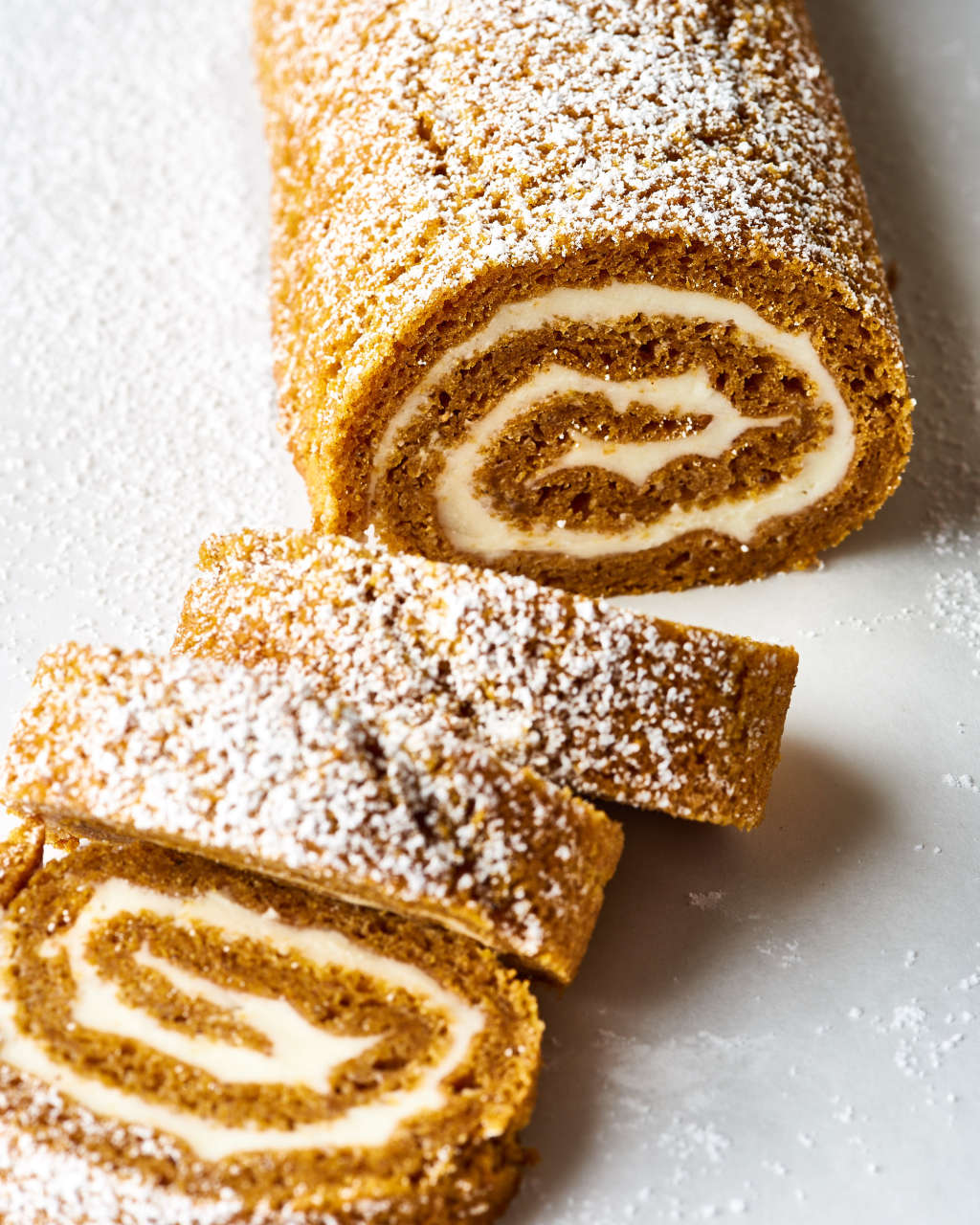 The Super-Easy Pumpkin Roll Absolutely Anyone Can Make