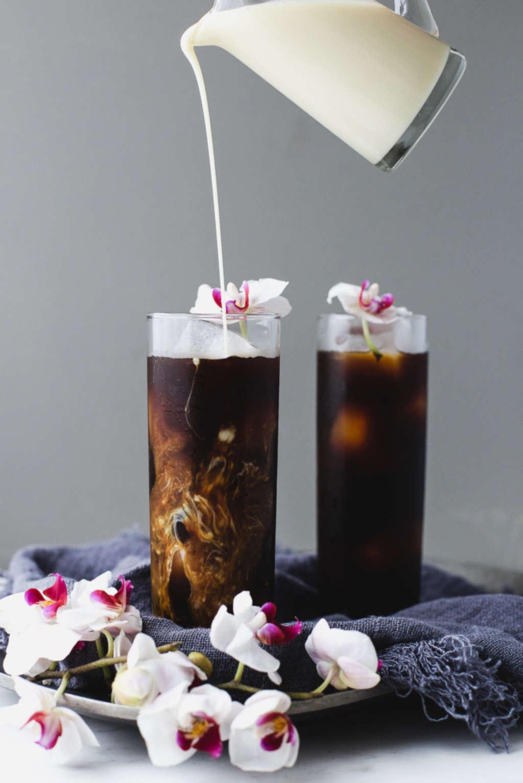 Make This Cardamom Cold Brew Vietnamese Coffee ASAP