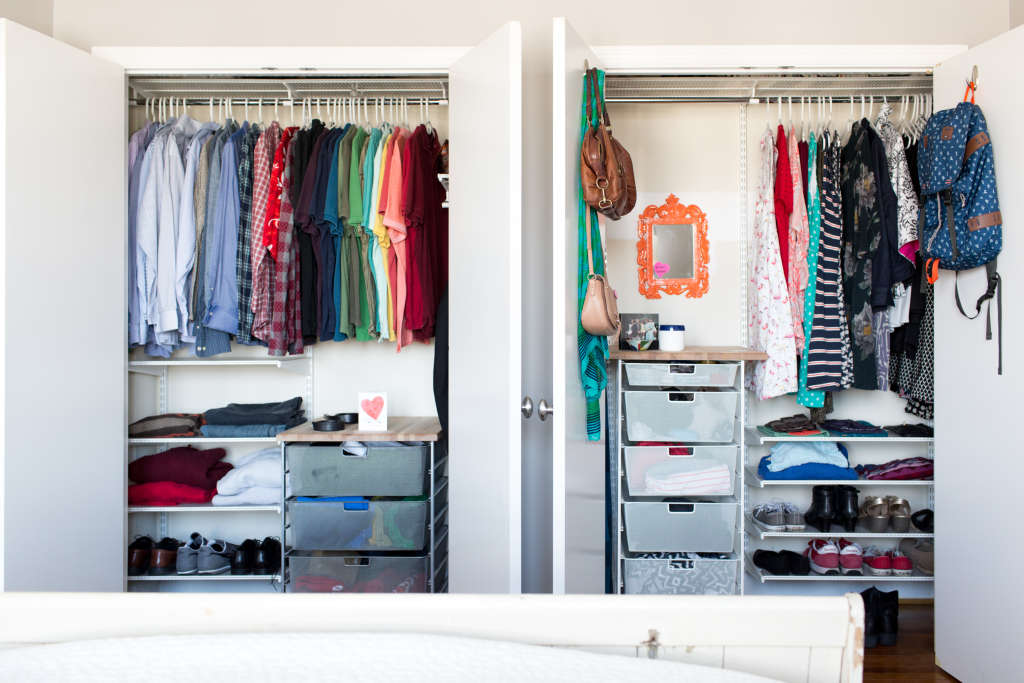 The One Thing in Your Closet You Should Just Toss Right Now