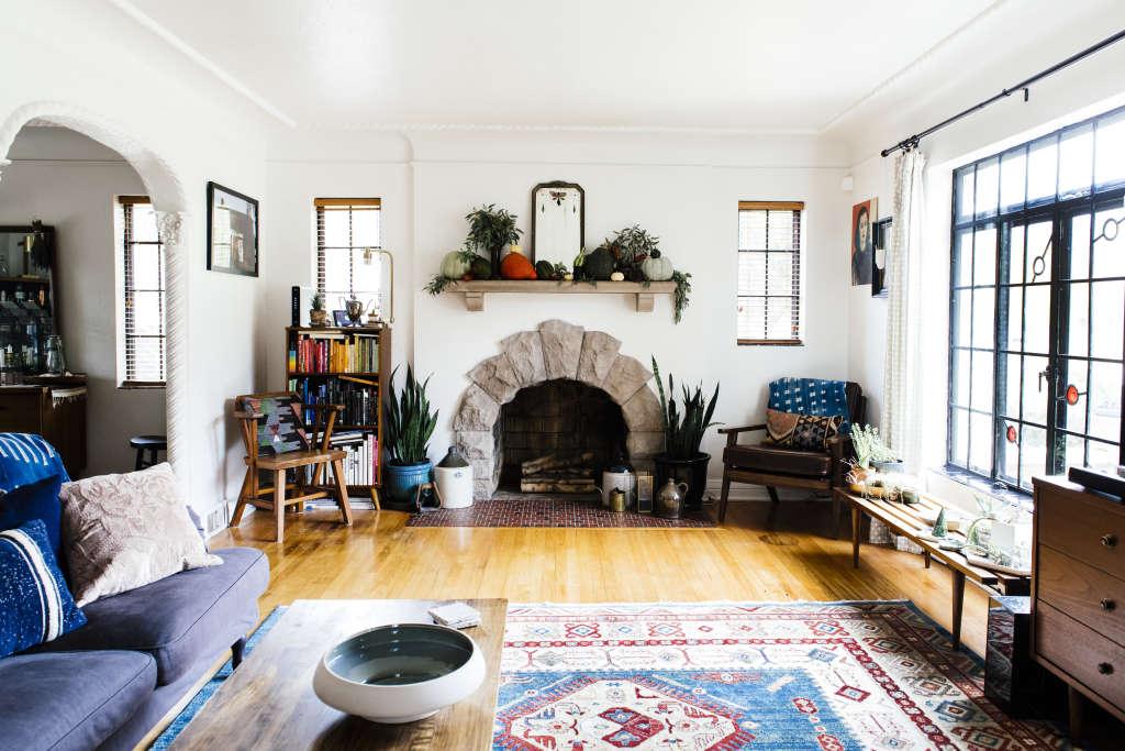 This Detroit Home's Original Features Are Enviable