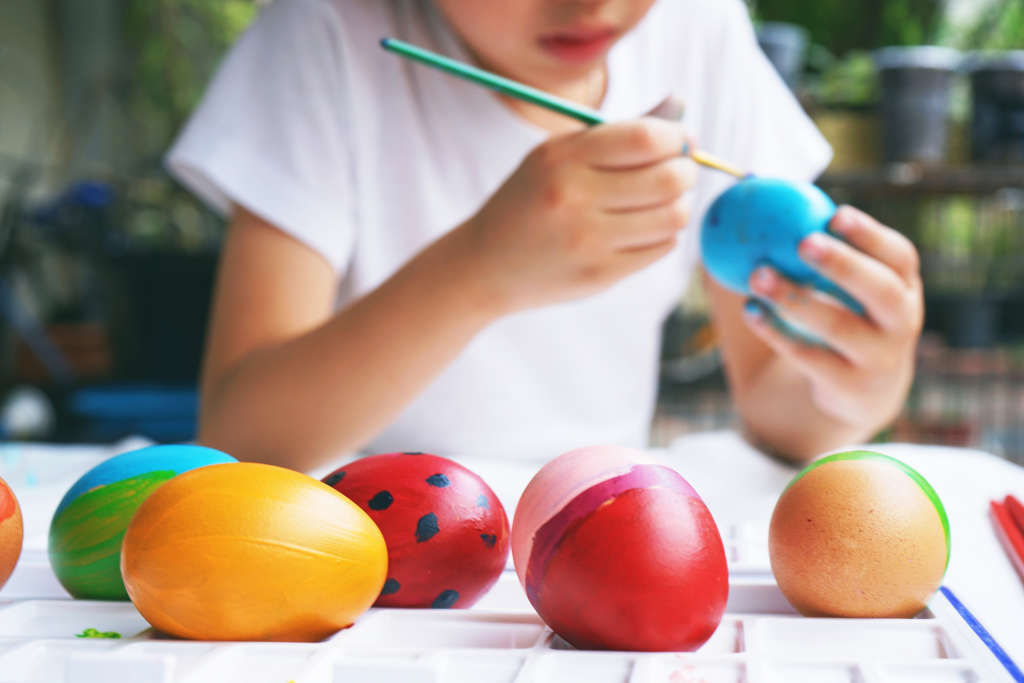 Original Ways to Decorate Eggs with Your Home for Easter
