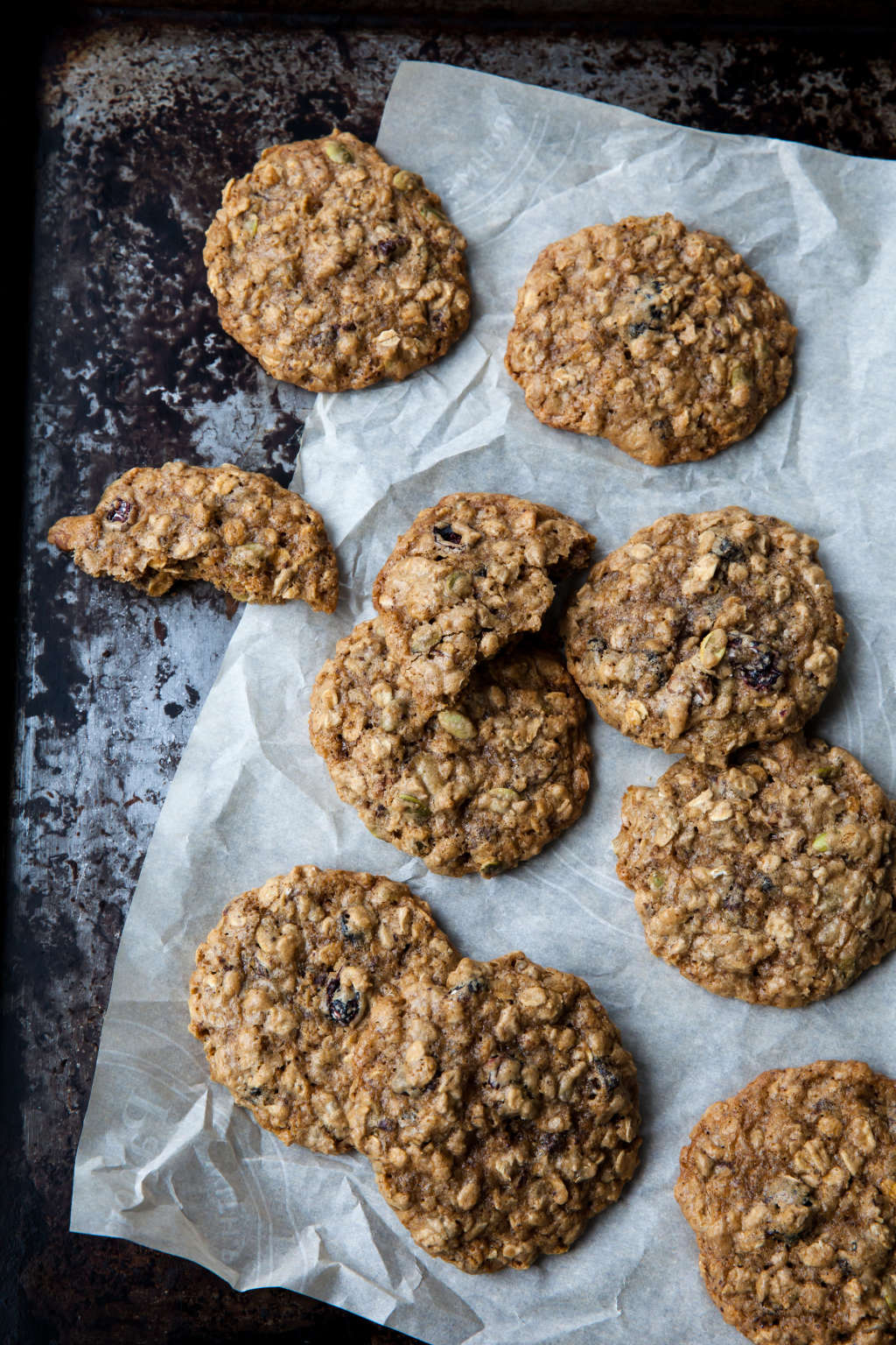 These Trail Mix Cookies Will Fuel Your Weekend Adventures