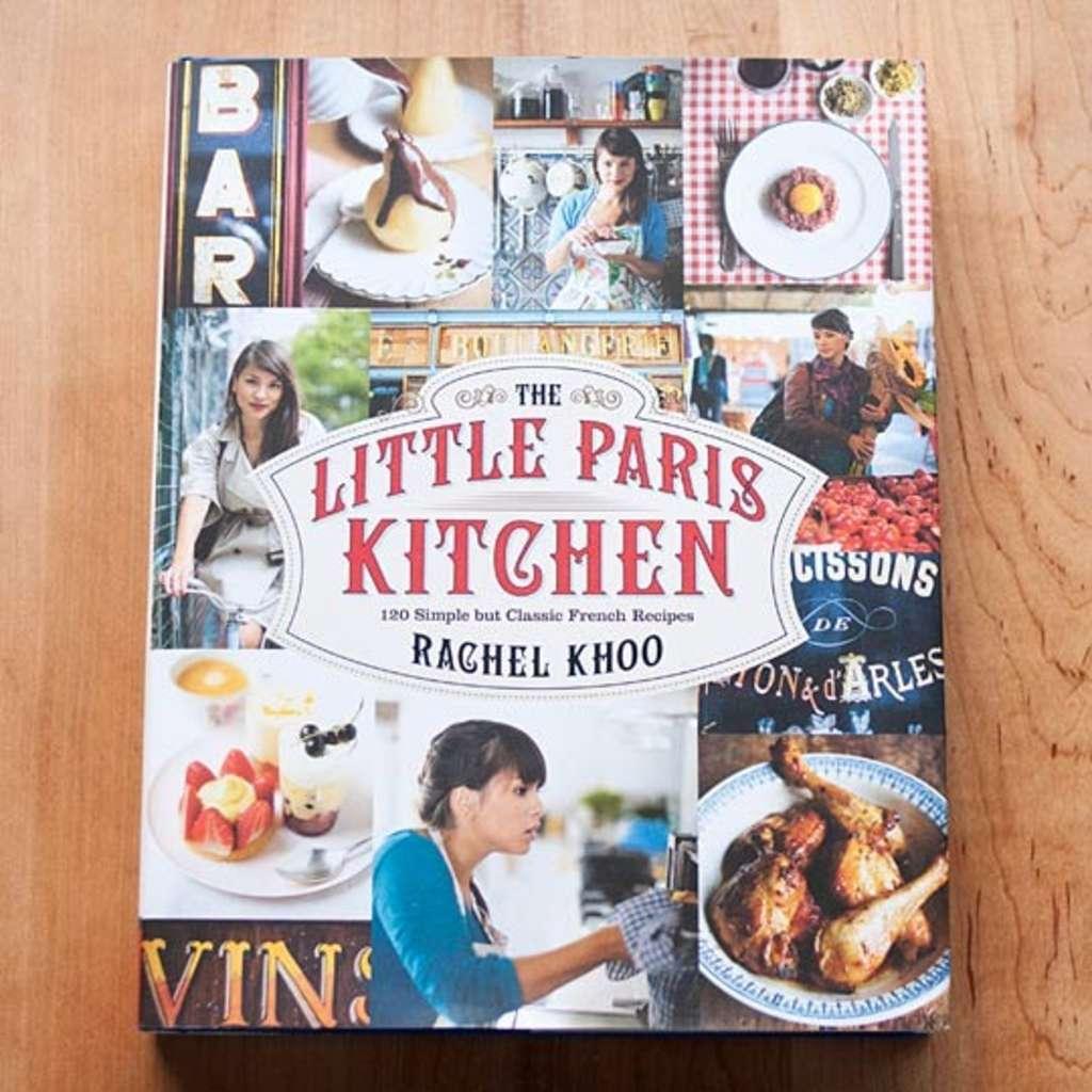 The Little Paris Kitchen By Rachel Khoo