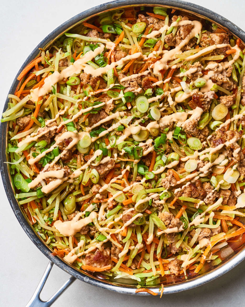 This Easy Egg Roll Skillet Is Our Favorite Whole30 Meal