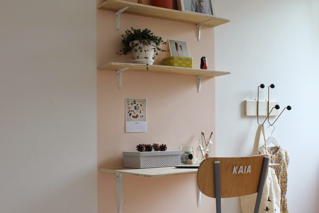 How To Use Paint to Separate Small Spaces