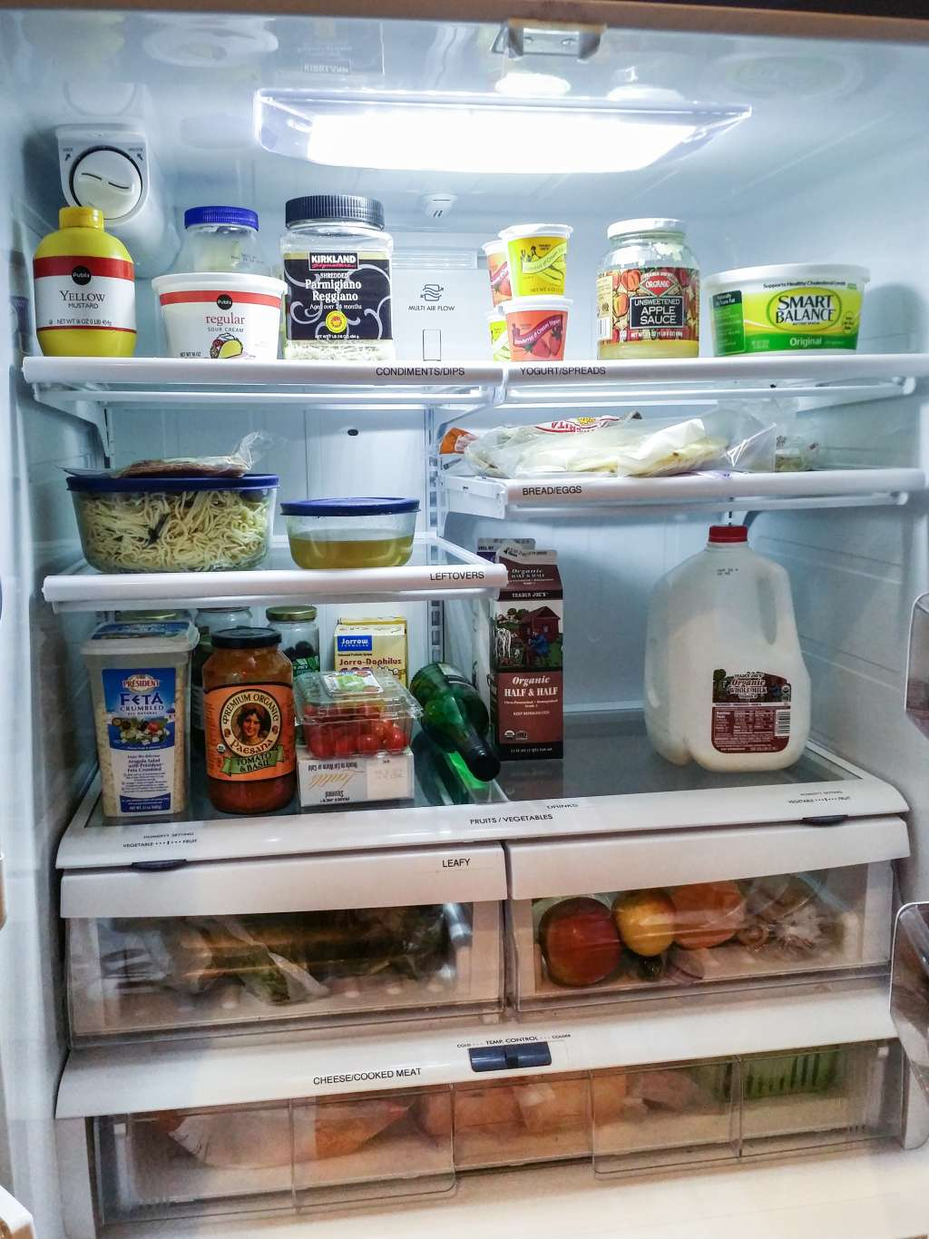 How To Clean the Inside of Your Fridge in 30 Minutes or Less