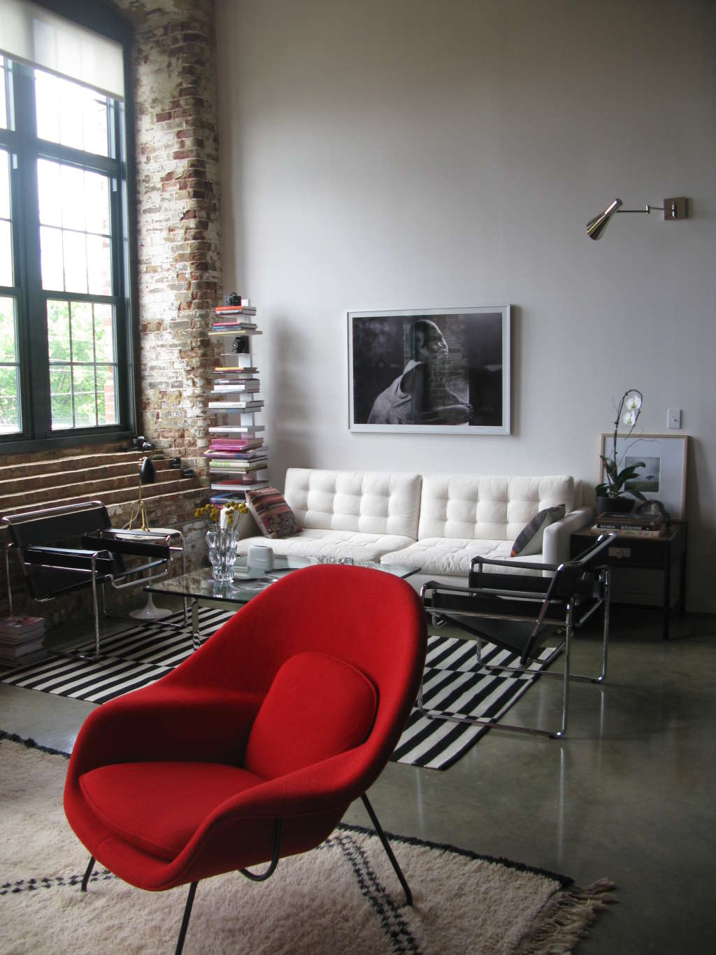 Larissa's Cotton Mill Loft