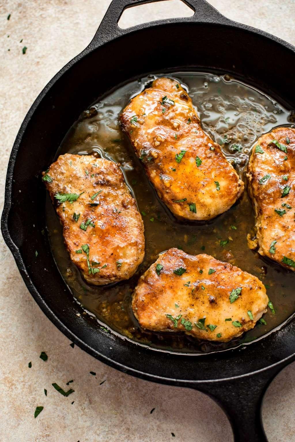 30-Minute Honey-Soy Pork Chops Are a Dinner Winner