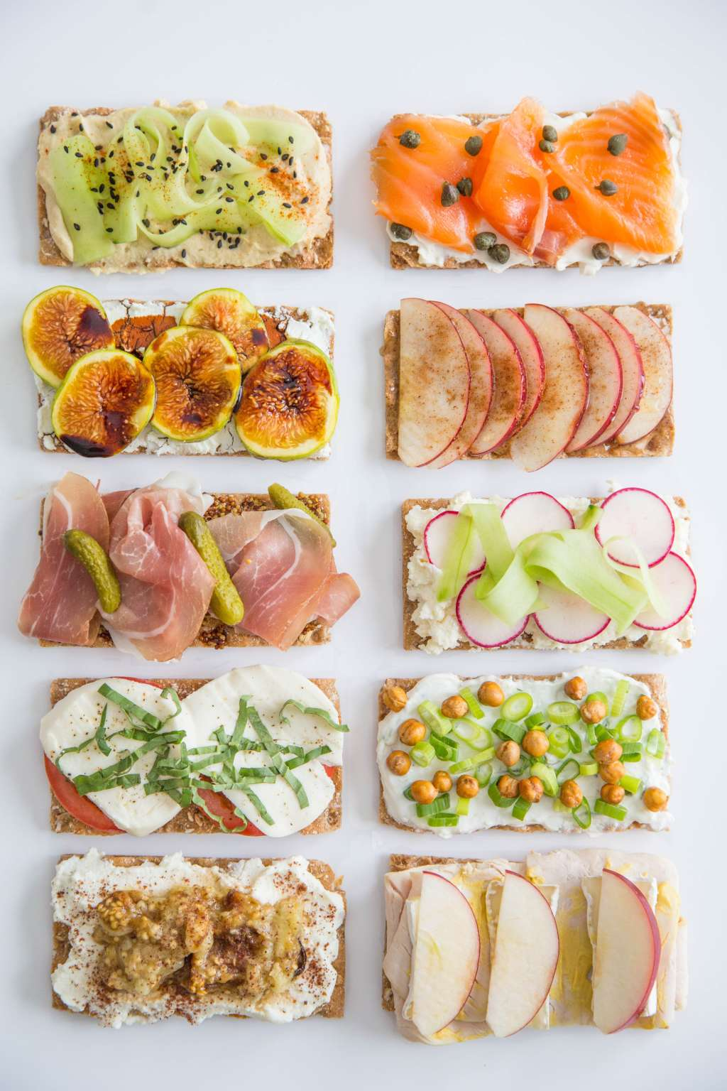 One Cracker, 10 Lunches: The Easy, Cool Lunch We Swear By