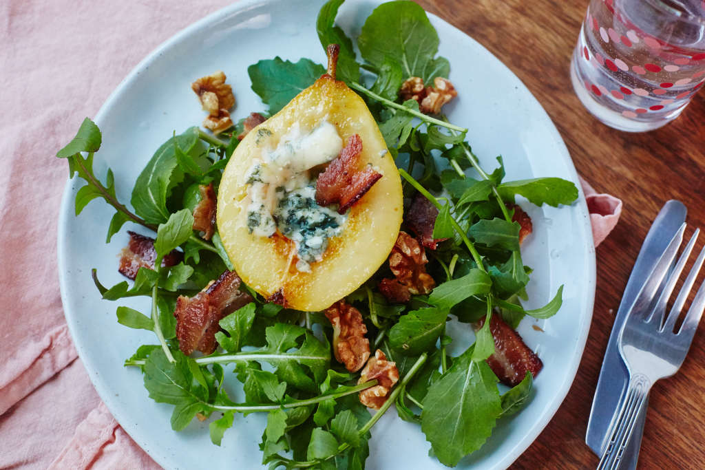 How to Turn Pears into an Easy, Fancy Weeknight Dinner