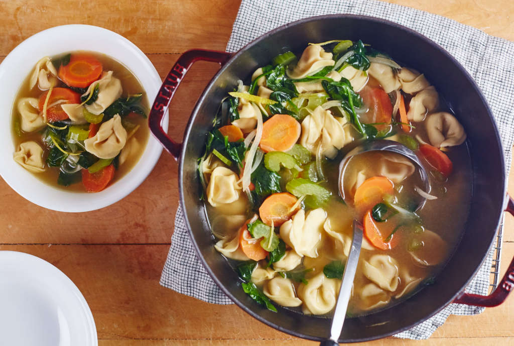 10 Quick and Nourishing Meals to Make on a Sick Day