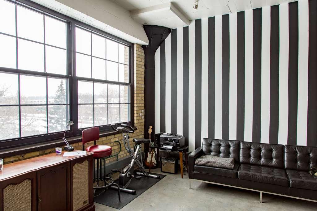 House Tour: A Sleek Industrial Minneapolis Loft