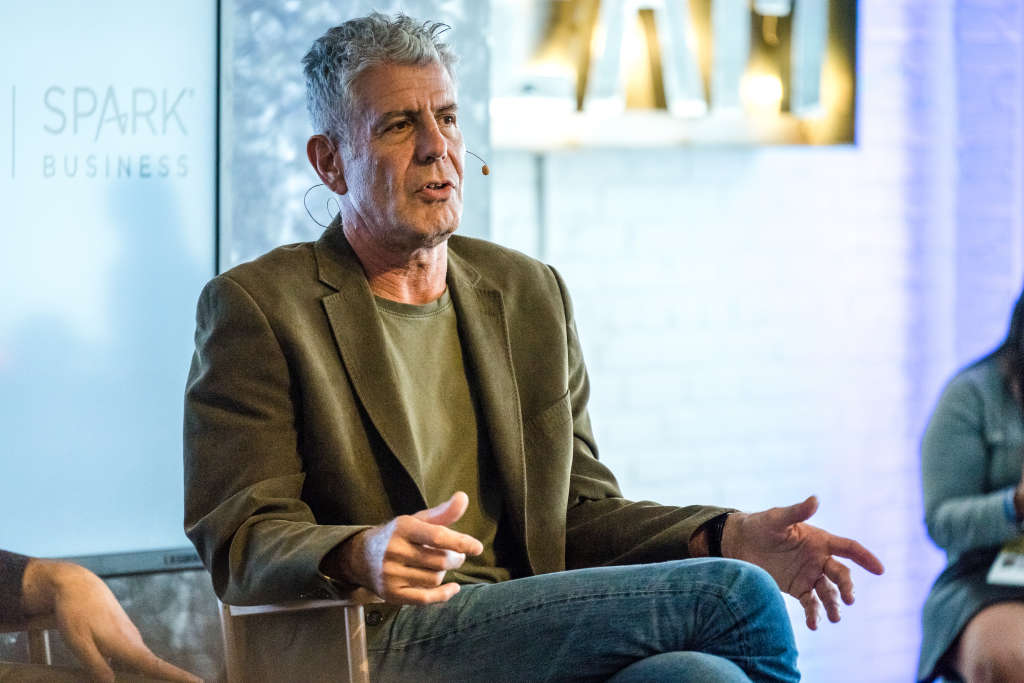 Anthony Bourdain Says This Is His Favorite City in the World