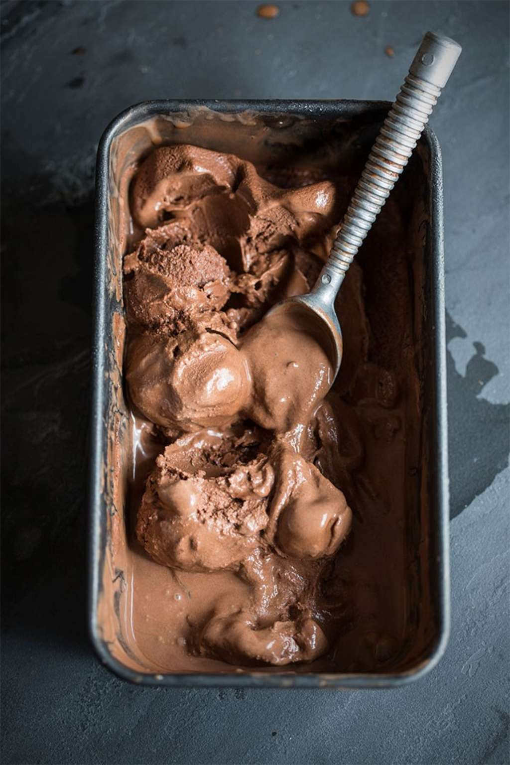 You Only Need 3 Ingredients for This No-Churn Chocolate Ice Cream