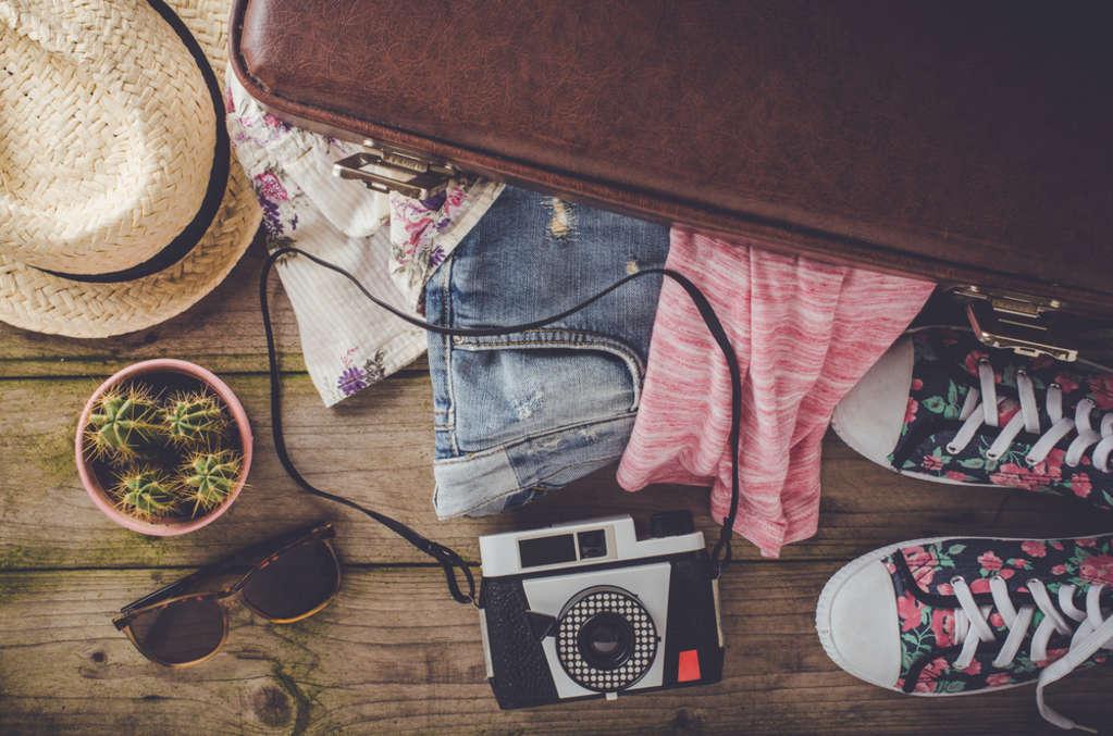 Going Somewhere? 9 Tips for Packing Light