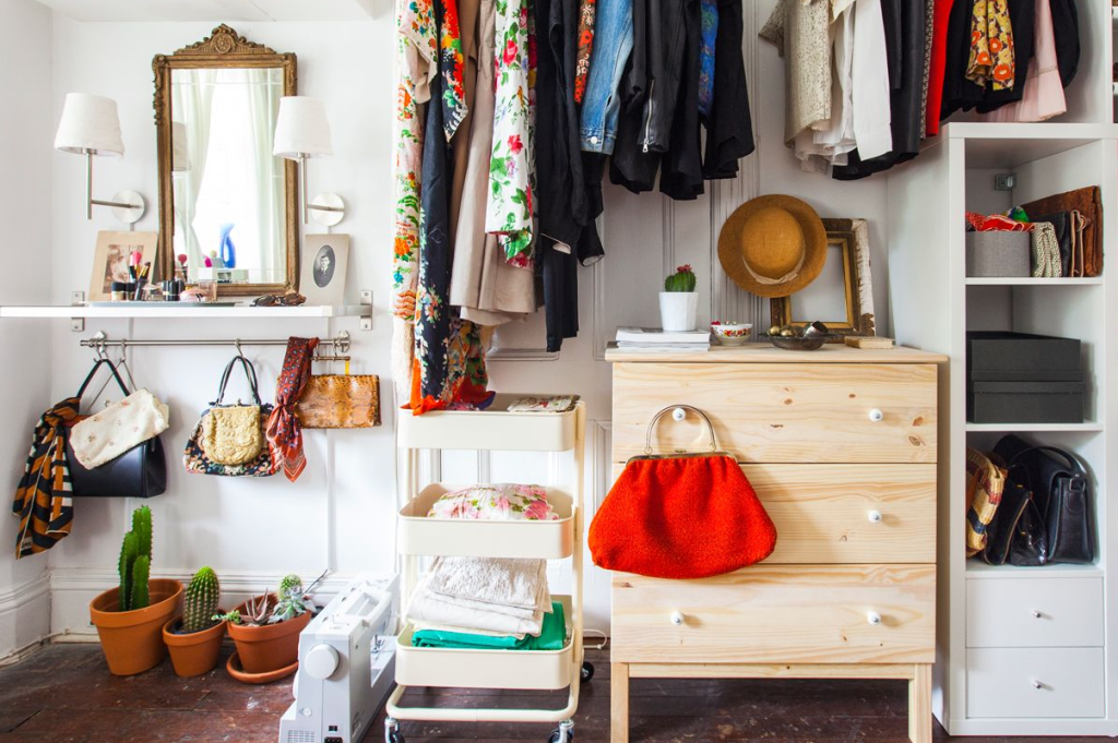 IKEA Storage Hacks for Homes That Need an Extra Closet