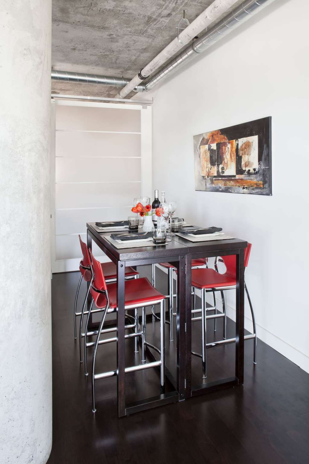 Go To New Heights With These 7 Bar Height Dining Tables