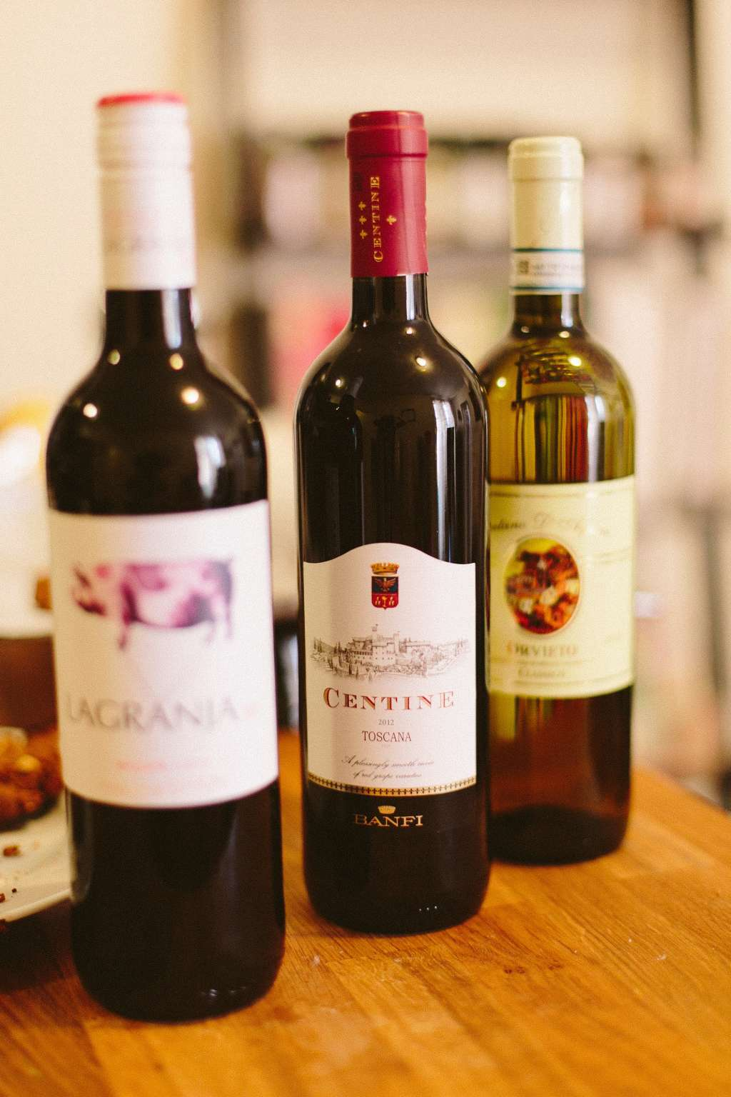 The Best Cheap Trader Joe's Wines to Drink With Italian Food