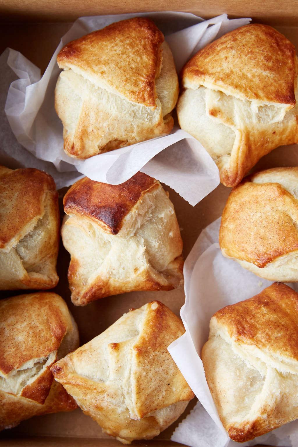 Gooey Apple Dumplings Are Like Bite-Sized Apple Pies