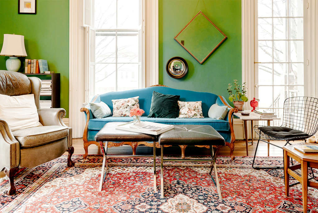 How to Mix Up Your Mid-century So it Never Feels Dated